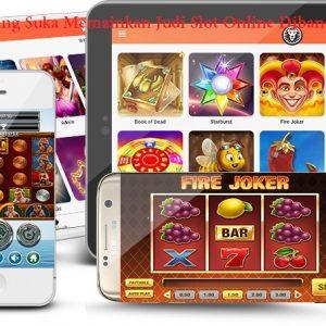 Alasan Orang Suka Memainkan Judi Slot Online Dibanding Offline